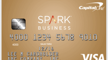 Spark Classic from Capital One