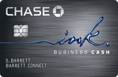 Chase Ink Cash® Business Card
