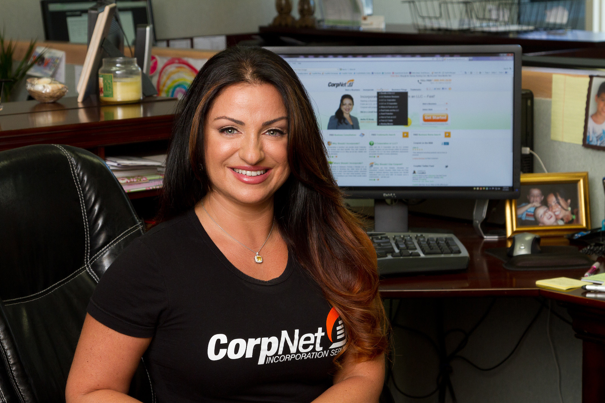 Entrepreneurs Stories - CorpNet - Nellie Akalp