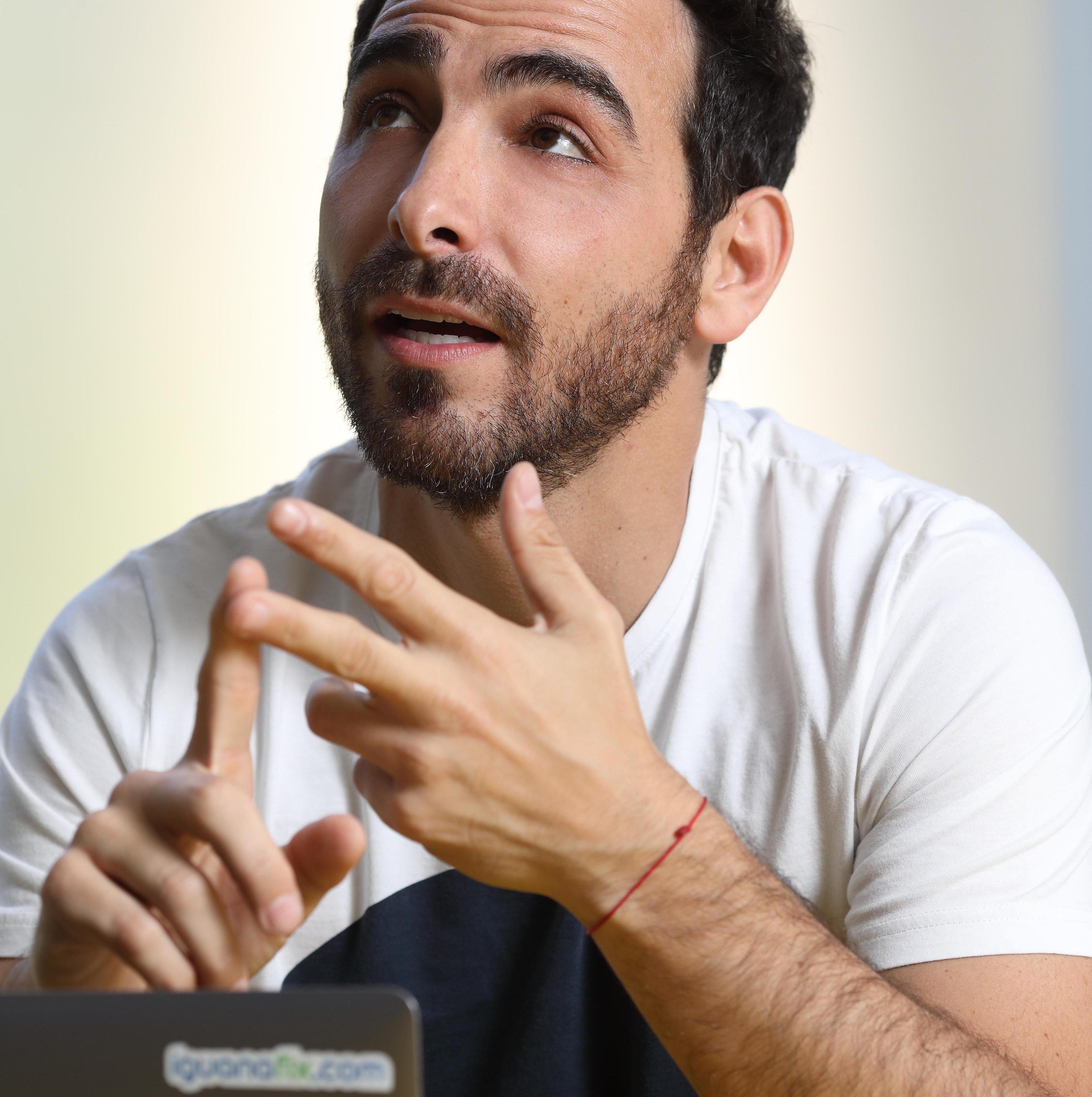 Entrepreneurs Stories - IguanaFix - Matias Recchia