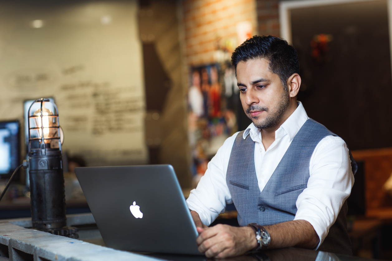 Entrepreneurs Stories - Mind Valley - Vishen Lakhiani